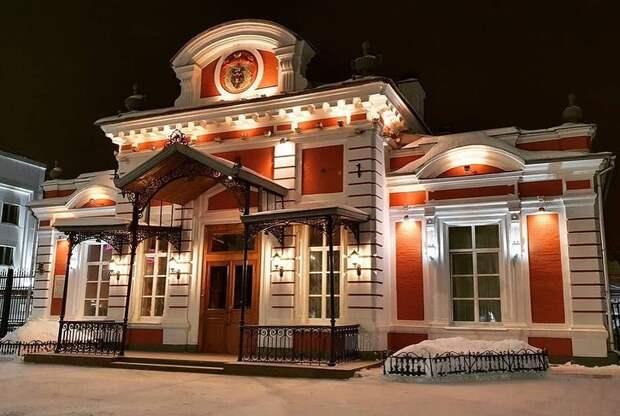Царский павильон на Московском вокзале войдет в сегодняшнюю программу «Ночи музеев»
