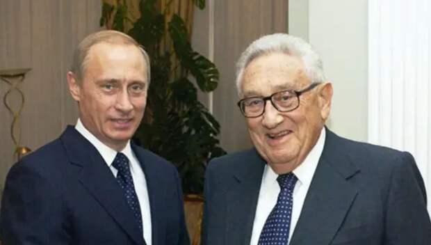 Что сказал Дэвид Рокфеллер о президенте Путине