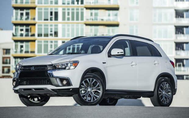 Mitsubishi ASX может вернуться в Россию в обновленном виде