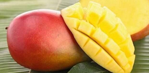 Ученые подтвердили наличие у манго антираковых свойств