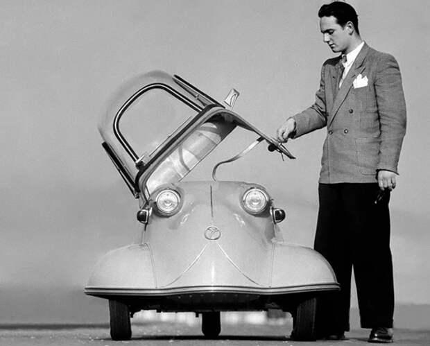 Самые странные автомобили.1 Часть.