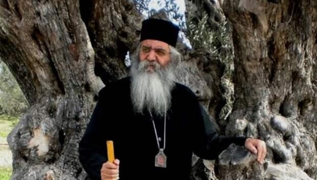 Греческий старец отвел Америке месяц, как сверхдержаве.