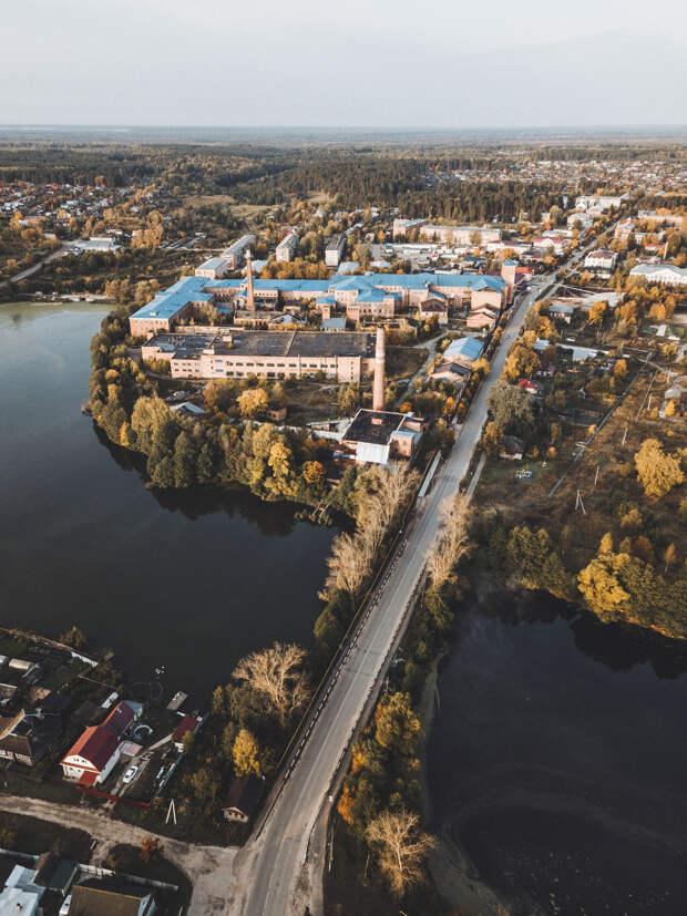 Малоизвестный городок в Ивановской области: город Южа