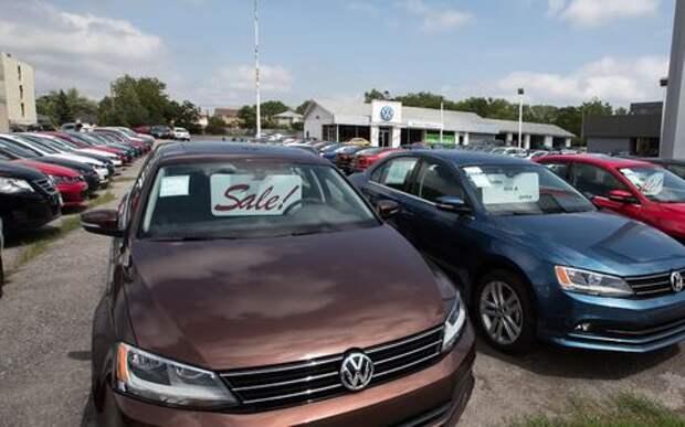 Минюст США подводит Volkswagen под уголовную статью