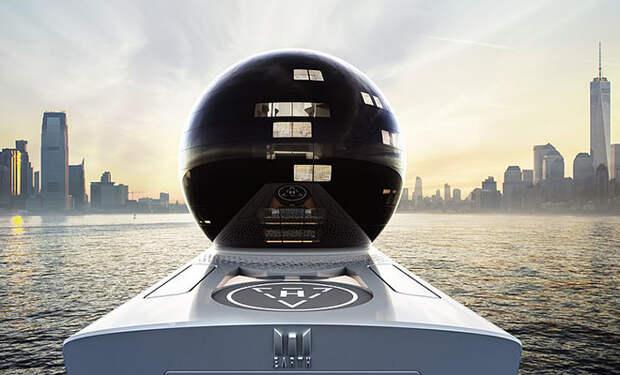 Земля 300: как устроена научная атомная яхта, размером больше Титаника