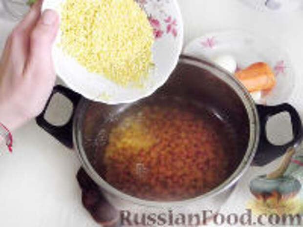 Фото приготовления рецепта: Кулеш - шаг №2