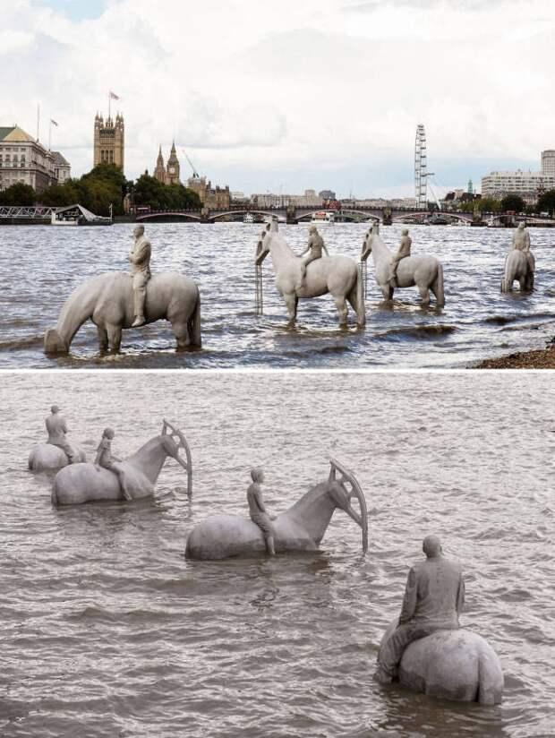 Креативные скульптуры со всего мира