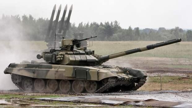 """Американские СМИ признали армию РФ """"мировым танковым королем"""""""