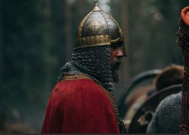 Воевода привёл 1/4 часть ратников