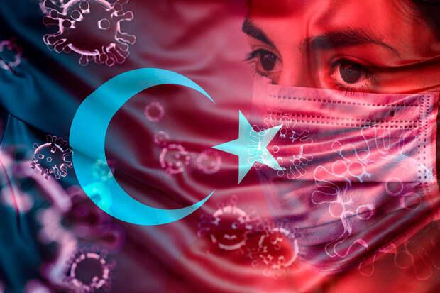 Большинство мутировавших штаммов COVID-19 приходят из Турции