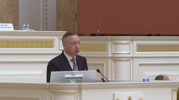 Беглов заявил о переходе медицины Петербурга на цифровой формат к 2022 году