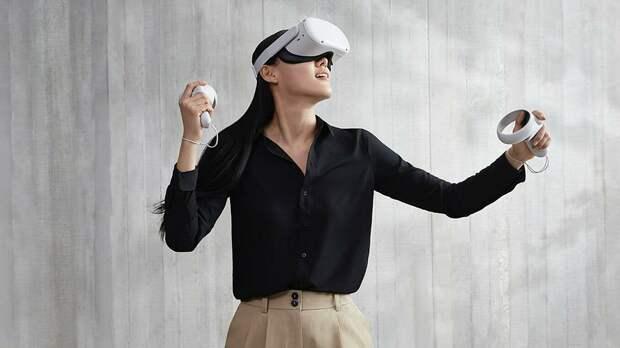 VR-шлем Oculus Quest 2 от Facebook - РИА Новости, 1920, 17.09.2020