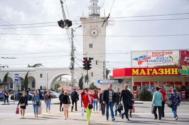 Турпоток в Крым увеличился на 20% по сравнению с доковидным периодом
