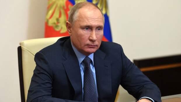 Путин заявил, что Россия продолжит поддерживать суверенитет Ливана