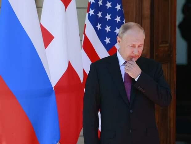 Экс-дипломат: Путину в Женеве прочертили «красную линию» и дали 6 месяцев
