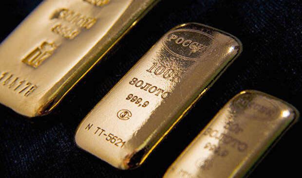 Цены на золото выросли на фоне ожиданий голосования об импичменте Трампа