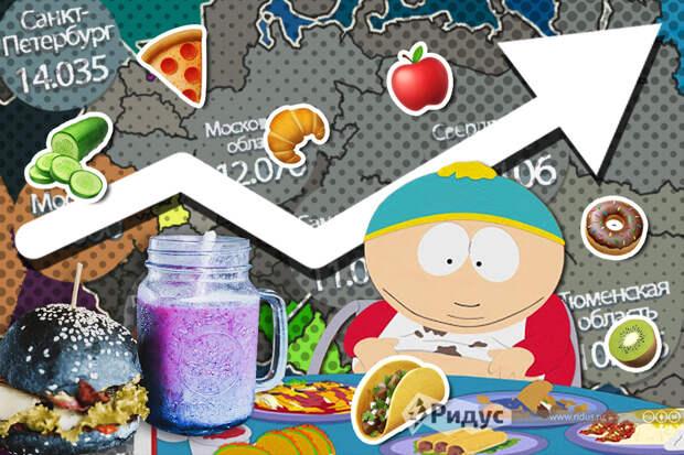 За 30 лет количество детей с ожирением в России выросло почти в 5,5 раз