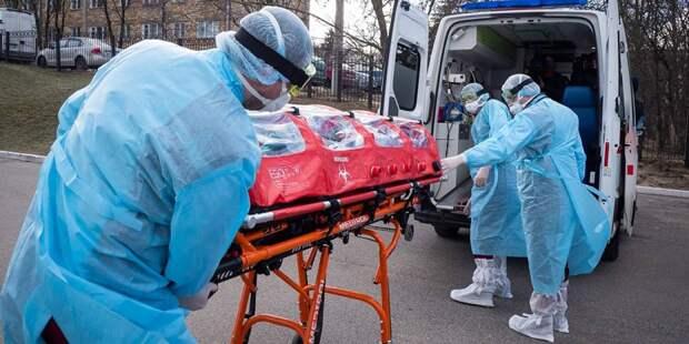 Украина заняла второе место в Европе по количеству смертей от коронавируса
