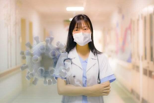 Китай решил отправить в Россию 80 млн медицинских масок