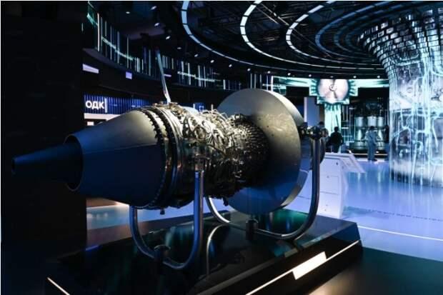Перспективный двигатель ПД-8 для самолетов SSJ-NEW представят на МАКС-2021