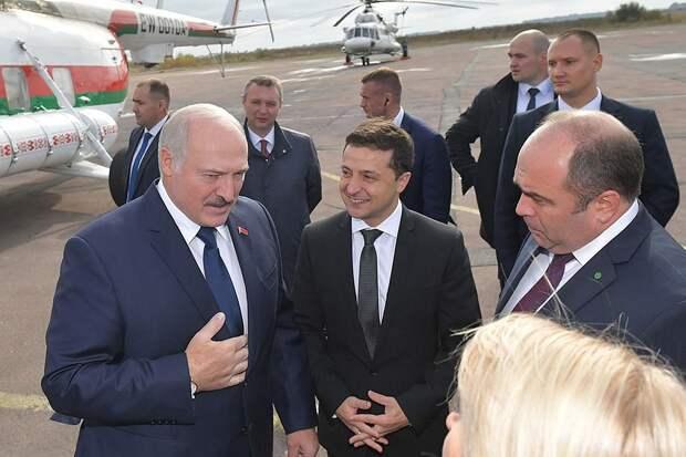 Белоруссия пригрозила Украине санкциями