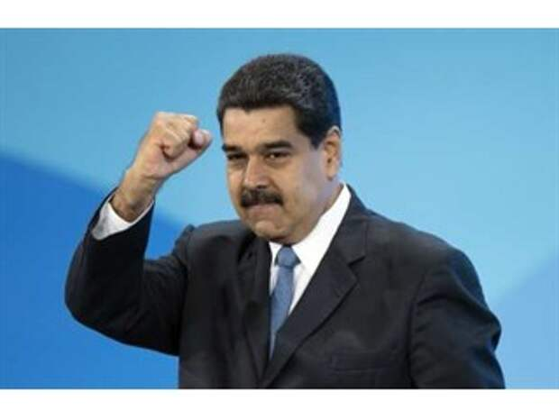 Британия неожиданно признала Мадуро президентом Венесуэлы