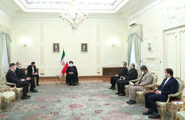 Посол Беларуси вручил президенту Ирана верительные грамоты