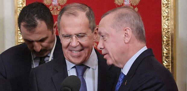Бунт против Запада: Эрдоган и Лавров выступили против монополии в ООН