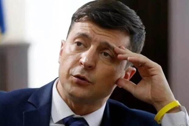 Поведение Зеленского в ходе интервью BBC связали с плохой подготовкой