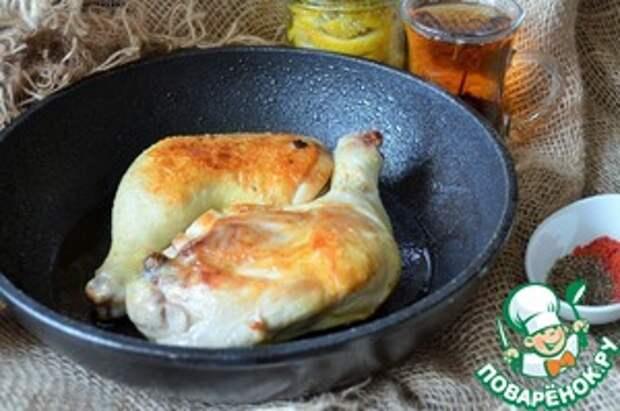 Курица с картофелем Чайная церемония ингредиенты