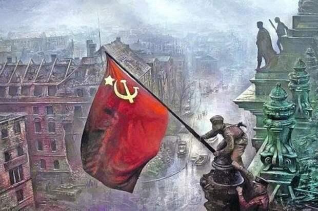 Истории от Олеся Бузины. Алтарь Победы