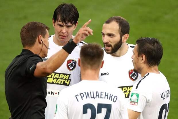 Спортивный директор «Тамбова» назвал причину задержек зарплаты в клубе