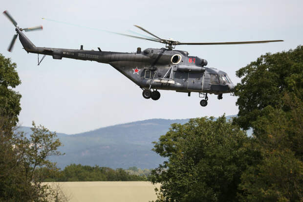 The Drive рассказал о загадочных вертолетах Ми-171Ш для КНР
