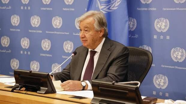 Генсек ООН призвал Россию и США продлить СНВ-3 на пять лет