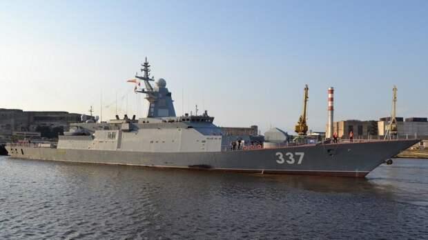 Представитель ВПК рассказал о технологиях создания стелс-кораблей для ВМФ России