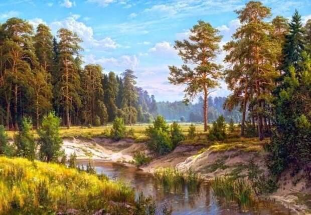 художник Сергей Басов картины – 12