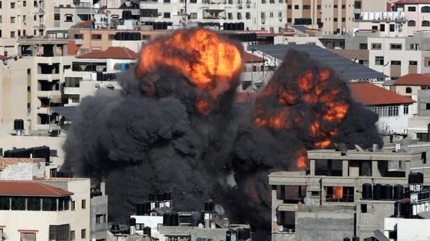 В США и Канаде начались акции в поддержку палестинцев