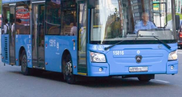 Автобусы. Фото: Мос. ру