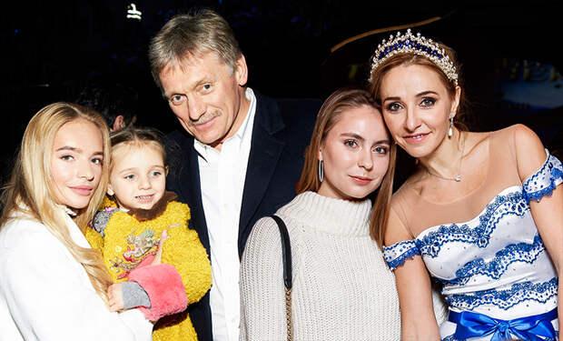 Елизавета Пескова впервые за долгое время прокомментировала взаимоотношения с Татьяной Навкой