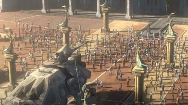 """Зрители Disney+ тепло встретили новый мультсериал по вселенной """"Звездных войн"""""""