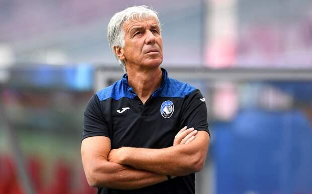 Гасперини останется тренером «Аталанты» в следующем сезоне