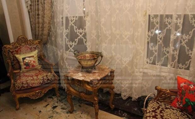 Дом арестованного министра здравоохранения Ростовской области внутри оказался похож на дворец