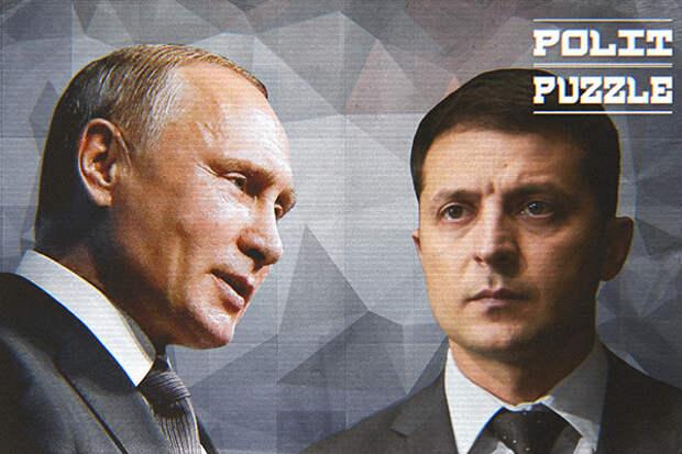 Страх перед визитом в Москву загнал Зеленского в угол