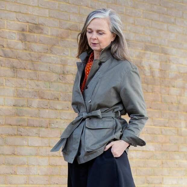 Стильные образы от Alyson Walsh: 15 способов выглядеть шикарно в 60 лет