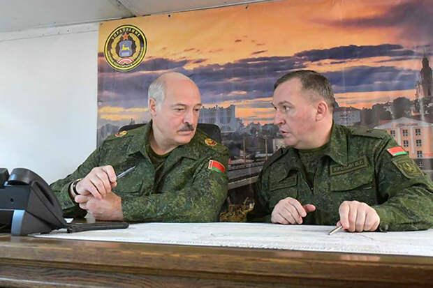Россия поставит системы ПВО в Белоруссию