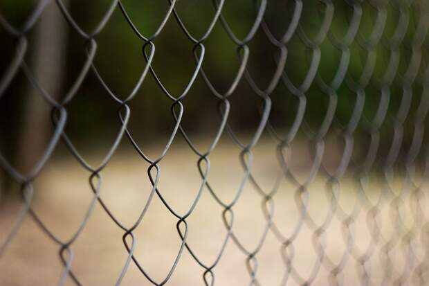 Net, Fence, Rod, Metal, Iron, Fencing, Obstacle