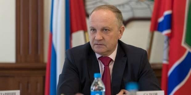 У экс-главы Владивостока Гуменюка обыски