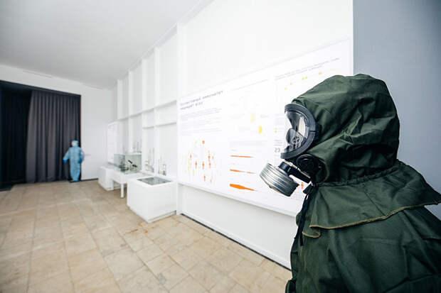 На ВДНХ открылась бесплатная выставка о борьбе с вирусами