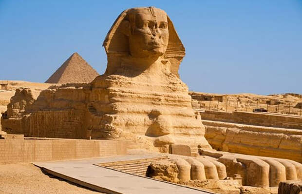 Что скрывает «Большая пустота» в Великой пирамиде Хеопса: Последние открытия учёных