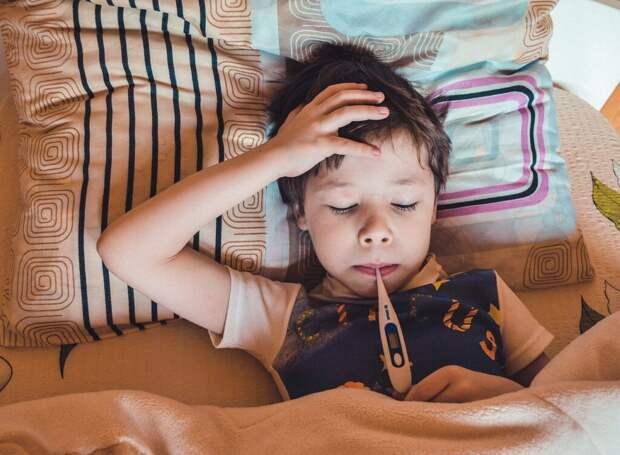COVID-19 спровоцировал вспышку нового вируса у детей